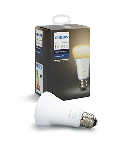 Philips 8718696548738 EEK A+ Hue White Ambiance Einzelne Lampe. 9,5 W, E27, 2.200 K bis 6.500 K - 2