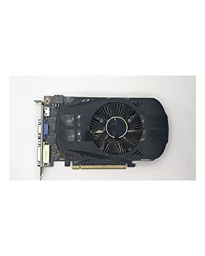 GUOQING Tarjeta gráfica 2 unids/Lote Fit For ASUS GTX 650 GPU Tarjeta gráfica 1GB GDDR5 128BIT VGA Tarjeta Fit For nVIDIA PC Gaming más Fuerte Que GT630, GT730