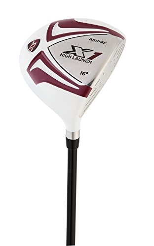 Aspire X1 Ladies Women's Complete Golf Club Set