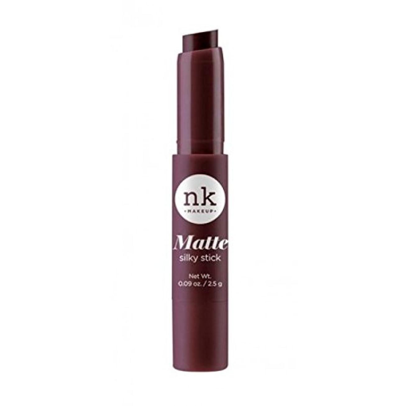 誠意ランドリー変形する(6 Pack) NICKA K Silky Matte Stick - Paco (並行輸入品)