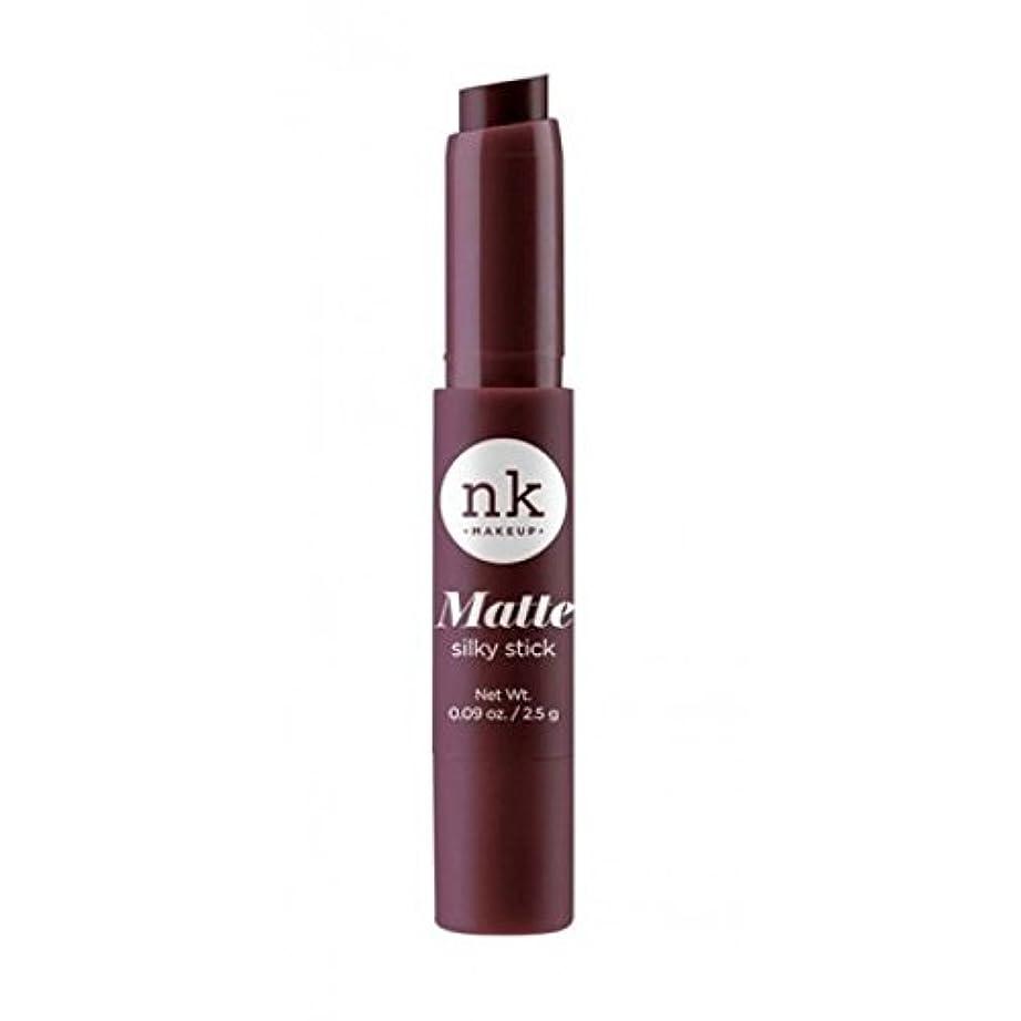 衣類アトム混乱させる(6 Pack) NICKA K Silky Matte Stick - Paco (並行輸入品)