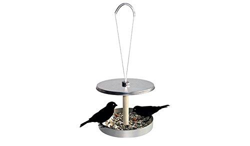 Nichoir mangeoire de luxe pour oiseaux