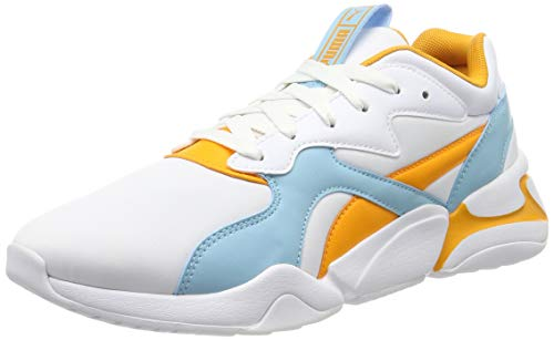 Puma Damen Nova Wn's' Sneaker, White-Milky Blue 02, 37.5 EU