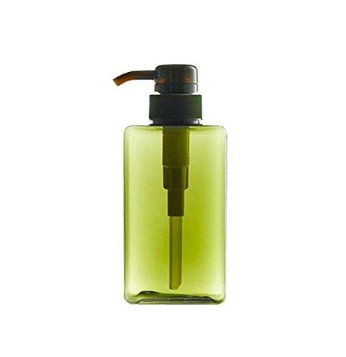 1Stück 450ml/16oz nachfüllbar kariert Dusche Spender Pumpe bottle-cosmetic Dusche Shampoo Klimaanlage Liquid Lotion Container Jar Töpfe Baden Zubehör
