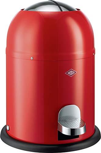 Wesco 180 212 Single Master Abfallsammler 9 Liter rot