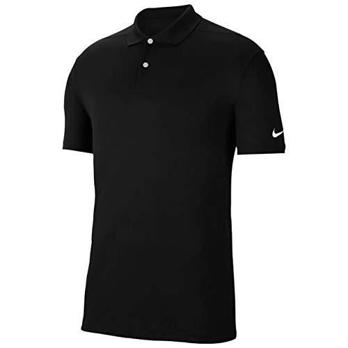 Nike Golf Dry Victory Polo BV0356 (Black, Medium)