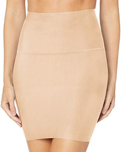 Flexees Women s Tame Your Tummy Half Slip Transparent Medium product image