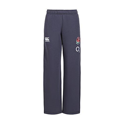 Canterbury Pantaloni in Pile, da Bambino, Motivo: Inghilterra Rugby, Bambino, England Fleece, Graphite