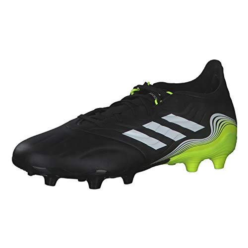 adidas Herren COPA Sense.2 FG Fußballschuh, Mehrfarbig (Negas Ftwbla Amasol), 45 1/3 EU