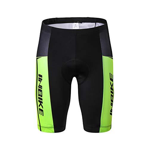 INBIKE Pantaloncini MTB Uomo Asciugatura Rapida Pantaloncini Estivi Traspirante per Ciclismo da Corsa All'aperto Ciclismo Biciclette Bici MTB
