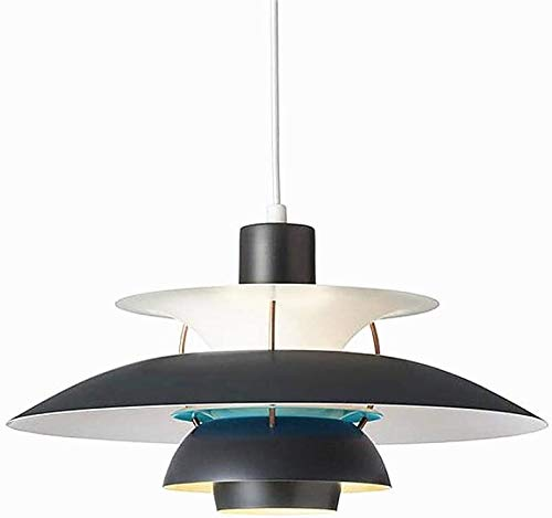 Designer Pendant Lights Nordic Modern Chandelier Simple E27 Color Ceiling Light Metal Umbrella Hanging Lamp Aluminum Flying Saucer Light Droplight Bedroom Living Room Exhibition Ar