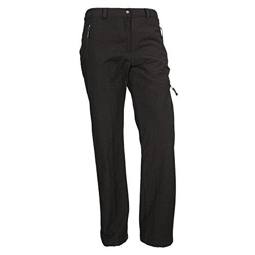 Hot Sportswear Herren Thermohose Colorado in Kurzgrößen (Größe/Farbe: 26 Kurzgröße (Herrengröße 52) - 99 schwarz)