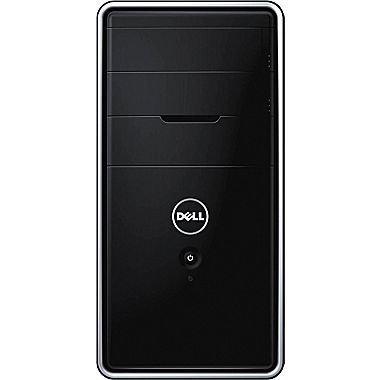 Newest Dell Inspiron 3000 Desktop, Intel Core i5-4460 Processor (6M Cache, up to 3.40 GHz), 8GB DDR3 1600MHz, 1TB 7200 RPM SATA HDD, DVD/CD Drive, Bluetooth, HDMI, Windows 10 - Black