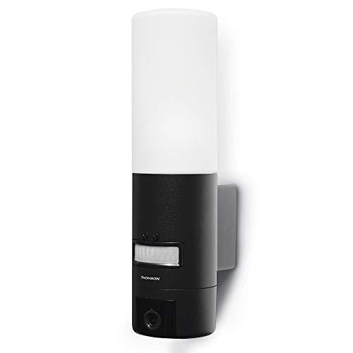 Thomson 512494 IP Outdoor camera WiFi 720P met verlichting en geïntegreerde bewegingsmelder