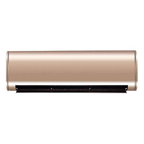 Calentador doméstico, Ventilador de Pared para baño, calefacción de cerámica PTC remota, Adecuado para baño y Sala de Estar