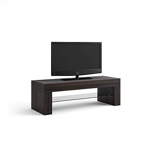 Mobili Fiver, Mueble de TV Modelo Evolution, Roble Moro, 112 x 40 ...