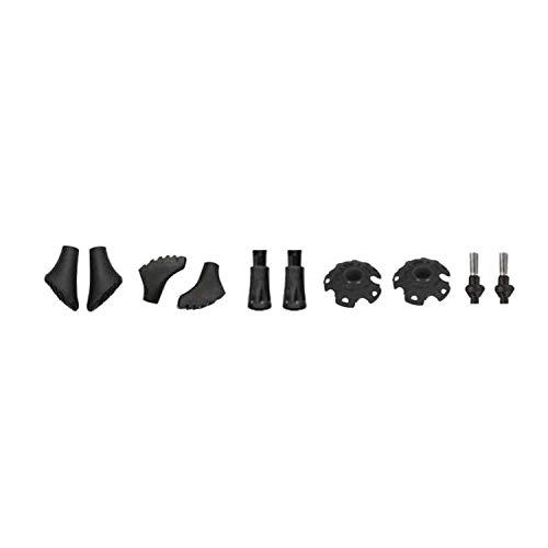 Toorx Set d'accessoire et Rechange bâton de Marche Nordique