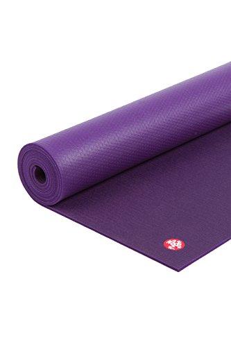 Manduka PRO Yoga and Pilates Mat, Black Magic,71'