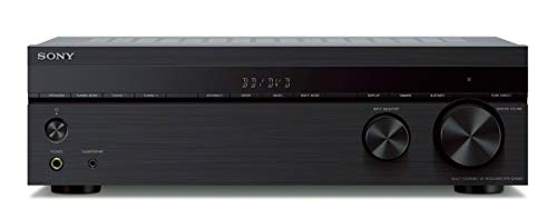 Sony STRDH590 5.2 multi-channel 4k HDR AV Receiver with Bluetooth (Certified Refurbished)