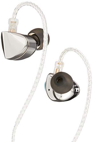 水月雨(MOONDROP) 耳掛け式 カナル型 イヤホン KXXS ダイヤモンドライクカーボン振動板 1年保証