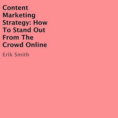 Content Marketing Strategy cover art