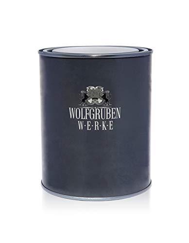 Fliesenlack Fliesenfarbe Wandfliesen WO-WE W713 Tief-SCHWARZ ähnl. RAL 9005 1L