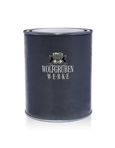 Holzfarbe Holzanstrich Holzbeschichtung Holzschutz - Anthrazitgrau änhl. RAL 7016-2,5L