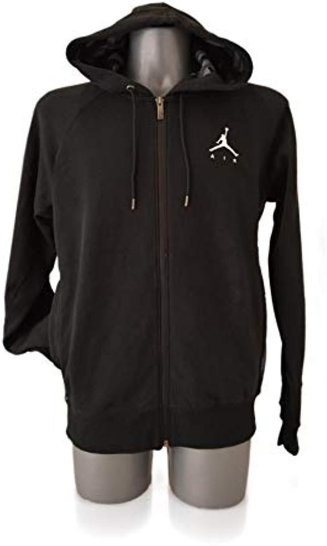 Nike Mens Jordan Jumpman Hoodie-L Black