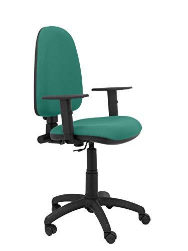Piqueras e Crespo 04CPBALI456B24-Sedia da ufficio, colore: verde