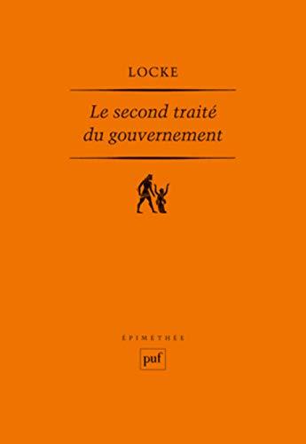 Le Second traité du gouvernement