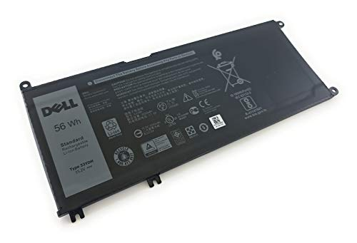 Dell Inspiron 7559 7570 7573 7577 7773 7778 7779, Latitude 3590 3580 3480, Vostro 7580 56Wh 4-Cell Primary Battery 99NF2 33YDH