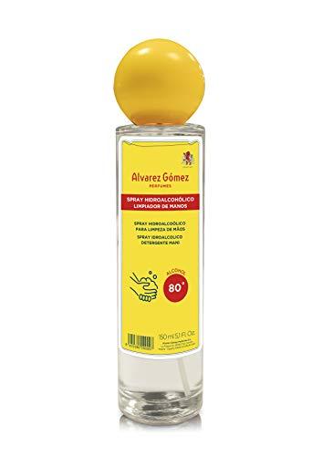 Alvarez Gómez Spray Higienizante, Amarillo, 150 ml