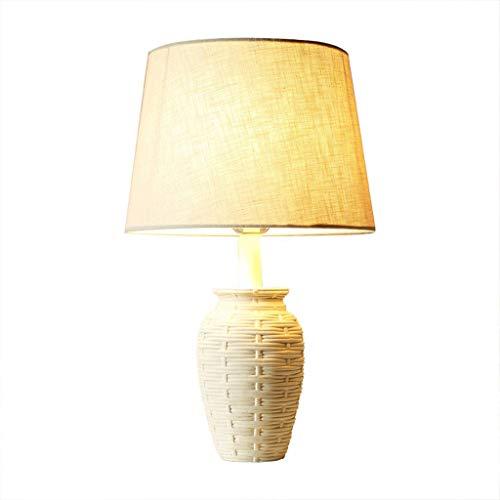 SPNEC Lámparas de Mesa de Noche - Lámparas Modernas de mesita de Noche, lámparas de Escritorio Simples para el Dormitorio, Sala de Estar, Oficina