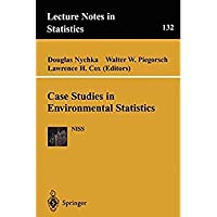 Case Studies in Environmental Statistics (Lecture Notes in Statistics)【洋書】 [並行輸入品]