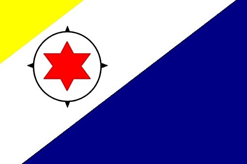 U24 vlag Bonaire 90 x 150 cm