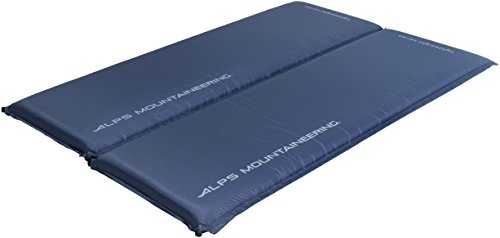 ALPS Mountaineering Lightweight Series Self-Inflating Air Pad - Double.