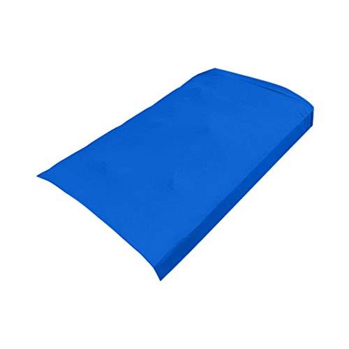 Ljourney Blaue Kompressions-Bettlaken Für Kinder Und Erwachsene, Intelligente Alternative Zu Gewichteten Decken, Beste Sensorische Bettlaken, Die Sie Garantiert Kühl Und Bequem Halten.
