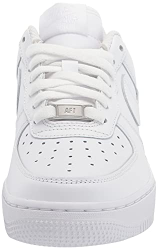 Nike Wmns Air Force 1 '07, Zapatillas de bsquetbol Mujer, Blanco, 38.5 EU