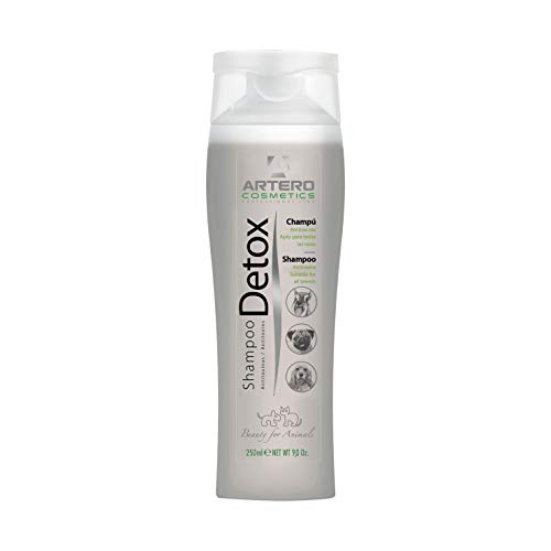 Artero Detox Anti-Pollution Shampoo for Dogs and Cats, 250 ml