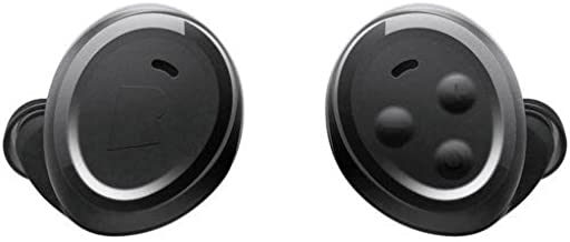 Bragi B52-500-01-01 Wireless Headphones With Mic - Bluetooth - Black (Renewed)