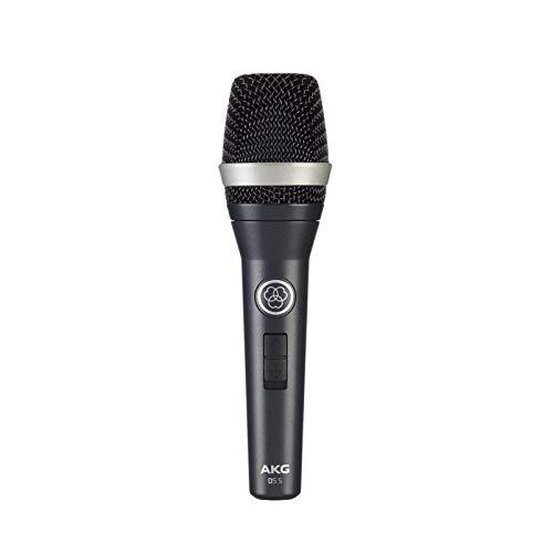 AKG D 5 S Vocal Mikrofon m. Schalter