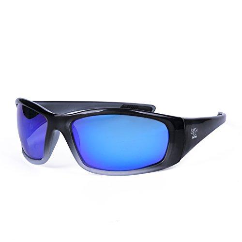 Gepolariseerde drijvende zonnebril - Ideaal voor roeien, kajakken, SUP, drakenboot, OC-kano, varen, strand.