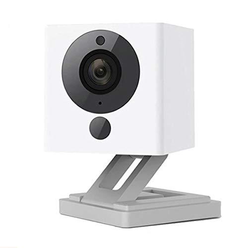 Tree-es-Life Cámara Inteligente para Xiaofang Smart Smart WiFi Cámara IP IR-Cut CAM Cámara de detección de Movimiento Cámara inalámbrica Blanca