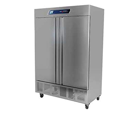Fagor Refrigeration QVF-2 Two Section QV Series Reach-In Freezer