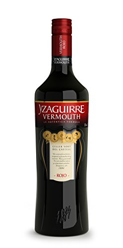 Yzaguirre - Vermouth Rojo - 15 %, 1 L