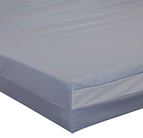 Urine Resistant Mattress – Adult Full Bed-Wetting Mattress – Soft Vinyl Waterproof Cover – Easy to Clean – Medical Quality Fabric – Durable Cover – CertiPUR-US Certified Foam - North America Mattress