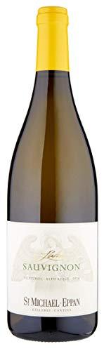 6 Flaschen Sauvignon Lahn DOC 2019 von St. Michael-Eppan im Sparpack (6 x 0,75l), trockener Weisswein aus Südtirol