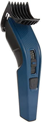 Cortador de Cabelo Hairclipper Serie 3000, Philips, HC3505/15, Preto com Detalhes em Azul
