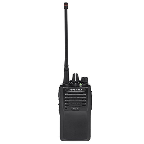 Motorola Original VX-261-G7-5 UHF 450-512 MHz AC128U501-MOT-NA Handheld Two-way Transceiver 5 Watts, 16 Channels