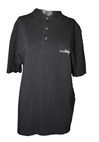 Chervo Golf Polo Abbey pour homme Noir Taille S (46)